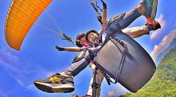 nueva vizcaya paragliding tandem flights